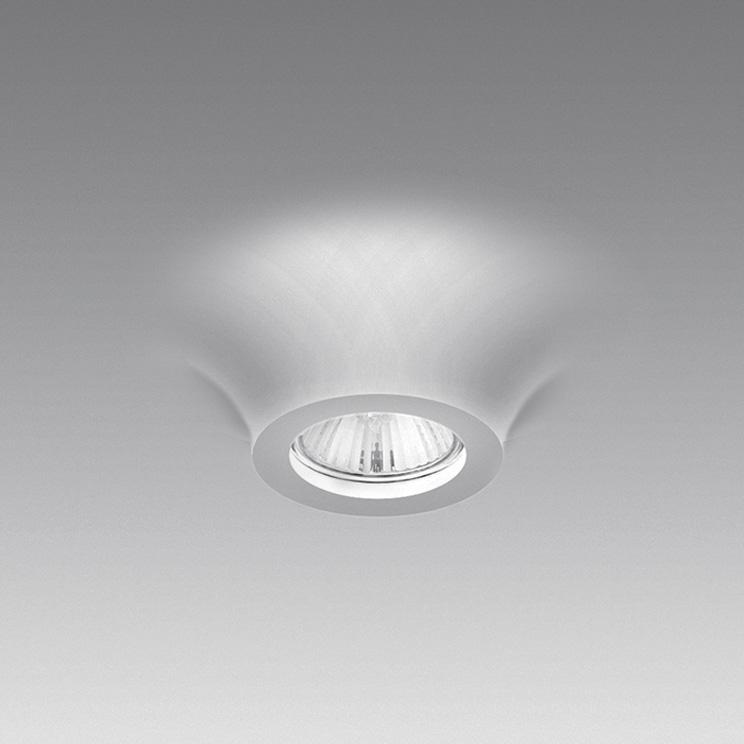 Naos гипсовый потолочный светильник